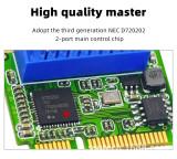 XT-XINTE Mini PCI-E to USB 3.0 Adapter Card MINI PCI Express to 19-Pin / 20pin USB3.0 Expansion Card 15pin SATA Power Port for Desktop PC