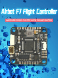 Airbot F7 Flight Controller AIO Betaflight OSD 5V BEC 3-6S for RC FPV Racing Drone Models Multicopter Parts DIY Hobby Models
