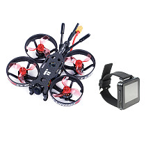iFlight TurboBee 77R SucceX Mirco F4 12A 4-IN-1 ESC 1103 Brushless Motor 2-3S RC FPV Race Drone Quadcopter BNF with DSM2 RX FPV Watch