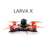 Happymodel Larva X 2-3S 2.5-inch FPV RC Racing Drone Quadcopter Built-in Receiver Frsky D8 SPI/Flysky SPI/DSMX/Frsky RXSR/TBS Crossfire