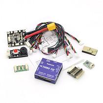Radiolink TURBO PIX V1.0 Module PPM SBUS Flight Controller W/ Mini M8N GPS Flight Control SUI04 Ultrasonic Ranging Sensor for RC Drone Aircraft