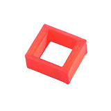 JMT Upgraded Accessories Lipo Battery Fixed Mount Holder 3D Printed TPU Material for Mobula7 RC FPV Quadcopter Racing Drone Parts
