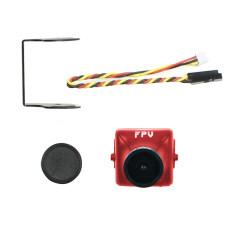 ShenStar Pro Mini FPV Camera 800TVL CCD 1080P HD Cam 2.1mm 2.5mm Lens OSD DC 4.7V-22V PAL/NTSC Switchable Camera for RC Drone Quadcopter