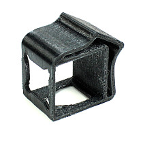 QWinOut TPU 3D Print Camera Mount 3D Printed Camera Holder for Gopro 4 Session Runcam 3 FPV Camera DIY RC Drone FPV Racer