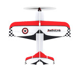 Radiolink A560 560mm Wingspan 3D Poly Fixed Wing RC Aircraft Drone Airplane RTF 2KM For Beginner Trainer