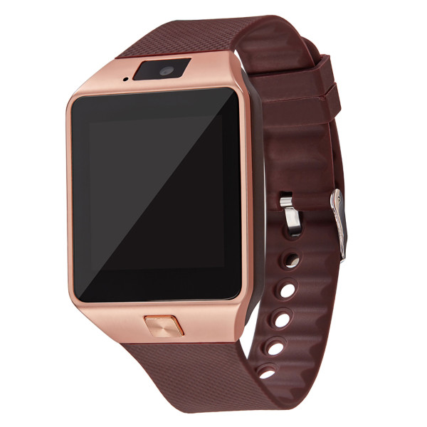 FCLUO Latest DZ09 Bluetooth Smart Watch Camera SIM Slot For Android HTC Samsung iPhone iOS
