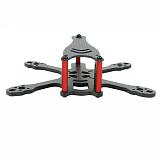 JMT 98mm Wheelbase 3mm Arm 2 Inch 3K Carbon Fiber Frame Kit for RC Drone FPV Racing