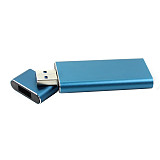 USB3.0 TO M.2 NGFF SSD Enclosure Solid State Drive External Case Adapter UASP SuperSpeed 5Gbps for 2230 2242 M.2 NGFF SSD