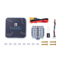 iFlight SucceX 60A V2 Plus BLHeli_32 4-in-1 ESC 2-6S Dshot1200 4in1 ESC for FPV Racing Drone Quadcopter