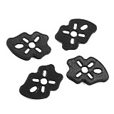 JMT 4Pcs/Set 3D Printed TPU Motor Protector Seat / Arm Guard Mount for JMT Owl 215mm Frame 2204 2306 Motor FPV Drone DIY Accessories