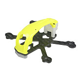 LDARC 90GTI 130GTI RC Drone Parts Rack KIT Mirror Head Cover Aluminum Frame Semi-envelope Full Enclosure Protection Ring Single