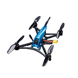 iFlight TurboBee 136RS 136mm 4S Micro FPV Race Drone BNF with Canopy/HQ T3x2 Prop/Caddx Turbo Camera/BeeMotor 1104 4200KV Motor