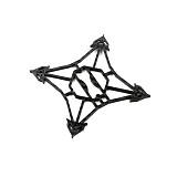 Happymodel Larva X Frame Kit 100mm Wheelbase 2-3S 2.5inch Brushless FPV Racing Drone 3mm Carbon Fiber Rack