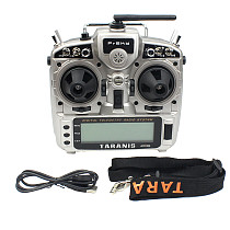 FrSky Taranis X9D Plus 2019 2.4G 24CH ACCESS ACCST D16 Transmitter Supports Spectrum Analyzer Functionfor for RC DIY Racing Drone Quadcopter