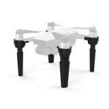 SHENSTAR ​4Pcs/Set Water Snow Floating Buoyancy Ball Landing Gear Extended Kits for DJI Spark Drone Accessories Heightened Tripod Flying At Night Safety Protection