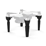 SHENSTAR 4Pcs/Set Water Snow Floating Buoyancy Ball Landing Gear Extended Kits for DJI Spark Drone Accessories Heightened Tripod Flying At Night Safety Protection