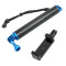 BGNING Sports Camera Accessories Carbon Fiber Floating Hand Grip Buoyancy Rod Pole Selfie Stick Monopod for Gopro DJI Osmo Action Xiaoyi Tencent EKEN and Other Photography Equipment