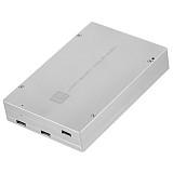 JEYI 3DISK 3 In 1 M.2 NGFF NVME SATA SATA3 Hard Disk Drive Case SATA 2.5inch SSD Box HDD Enclosure for Desktop PC