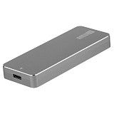 JEYI Aluminium JEYI i9 M Key NVME TYPE C 3.1 mobile HDD Box Case TYPE C3.1 ard Disk Drive Case HDD Enclosure for Desktop PC