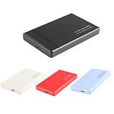 XT-XINTE 2.5  USB3.0 SATA3.0 HDD Hard Disk Drive External HDD Enclosure Case Tool Free 6 Gbps Support 3TB UASP Protocol