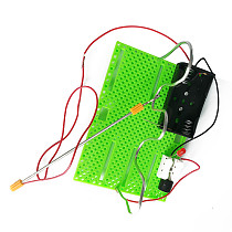 Feichao Creative Audio-optronic Crossing Fire Line Physical Circuit Experiment Scientific &Technology Small DIY Production For Student