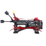 iFlight DC3 3inch 144mm HD FPV Freestyle Quadcopter Racing Drone BNF for DJI Digital HD FPV Air Unit/XING 1404 4600KV Motor/HQ T3x2 Propeller