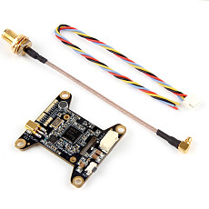Holybro Atlatl HV V2 5.8G 40CH 25/200/500/800mW FPV Transmitter VTX Built-in Microphone 30.5x30.5mm