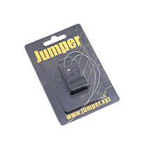Jumper R8 Receiver 16CH Sbus for T16 plus for Frsky D16 D8 Mode Radio Remote Controller Only for PIX PX4 APM flight Controller