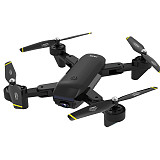 ZLL 2019 SG700-D Folding WiFi FPV RC Drone 4K 1080P HD Dual Camera Optical Flow Real Time Gesture Aerial Photo Video RC Quadcopter