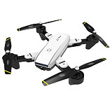 ZLL 2019 SG700-S 4K Camera Drone WIFI FPV Dual Camera Wide Angle Palm Control Optical Flow Gesture Photo Video Selfie RC Quadcopter Toys