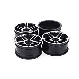 JMT 4pcs 1/10 On-Road Drift Car 52MM Aluminum Alloy Metal Wheel Hub 1.9Inch Climb Car Wheel Rim For HSP Tamiya HPI Kyosho Sakura 103
