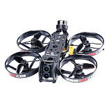 iFlight CineBee 4K Whoop FPV Racing Drone 4S Quadcopter PNP BNF Wheelbase 107mm SucceXMirco F4 Flight Tower Caddx.us Tarsier 4K 1200TVL Dual Lens HD Camera