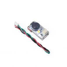 JMT FPV JHE20B Finder BB Ring 100dB Buzzer Alarm with LED Light Support BF CF Flight Control Parts for RC Micro Drone Quadcopter