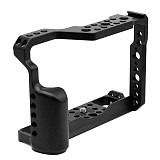 BGNING CNC Aluminum Cage Camera for Fujifilm X-T3 / XT3 / XT2 / X-T2 DSLR Photography Stabilizer Rig Protective Case Quick release holder