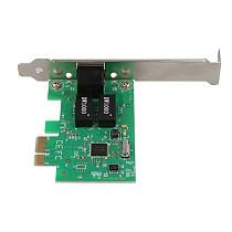 XT-XINTE Gigabit Ethernet PCI-E Network Controller Card 10/100/1000Mbps RJ45 RJ-45 LAN Adapter Converter