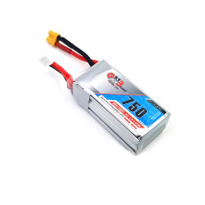 Gaoneng GNB 11.1V 750mAh 80C 3S XT30 Plug Lipo Battery for RC FPV Racing Cine Whoop BetaFPV Drone