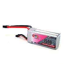 Gaoneng GNB 1500MAH 4S 130C 14.8V Lipo Battery XT60 Plug for RC FPV Racing Drone CineWhoop BetaFPV