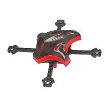 LDARC AK123 KIT 122mm 3S 3 Inch Toothpick FPV Racing Drone Frame Kit 1103-6500KV Motor 75mm Propeller for RC Drone FPV BetaFPV CineWhoop