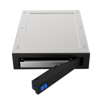 XT-XINTE 2.5 inch Internal Floppy Bay SATA III 6Gbps Tray-Less Mobile Rack for 3TB 7~12.5mm 2.5  HDD SSD Hard Drive Backplane Enclosure