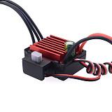Surpass Hobby KK Waterproof 35A Brushless ESC 2-3S Electric Speed Controller for RC 1/16 1/14 RC Car 2838 2845 Brushless Motor