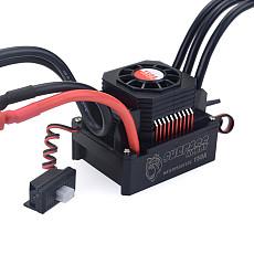 Surpass Hobby Waterproof Brushless Senseless Speed Controller 45A 60A 120A 150A ESC for 1/8 1/10 1/12 1/20 RC Car