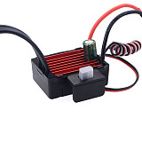 Surpass Hobby KK Waterproof 25A Brushless ESC 2S Electric Speed Controller for RC 1/16 1/18 1/20 RC Car 2030 2040 2430 2435 2440 2445 Motor