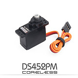ALZRC - DS452PM Servo Metal Gear for RC Helicopter Fixed Wing Airplane Spare Parts CCPM Servo DC 4.8V-8.4V