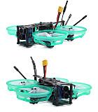 GEPRC Cineking 4K 2-4S FPV Racing Drone PNP BNF with Caddx Tarsier FPV Camera 1103 1105 Brushless Motor F4 12A Flight Controller