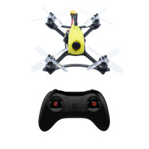 FullSpeed Toothpick PRO Brushless FPV Racing Drone Quadcopter 1106 4500KV RTF 2-4S 25-600mw VTX Caddx Micro F2 Camera T8S Remote Controller