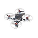 LDARC ET125 V2 125mm FPV Racing Drone RTF with T8S Remote Control 1104 7500KV Motor F3+OSD FC 4in1 12A ESC