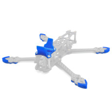 GEPRC 4Pcs TPU 3D Print Motor Mount Base Protect Frame 3D Printing Parts for GEP-Mark4 FPV Racing Drone Quadcopter