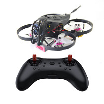 GEELANG X UFO-85X 85mm 4K Cinewhoop 3-4S FPV Racing Drone RTF with SUPRA F4 Caddx Tarsier Cam DVR T8S Remote Controller