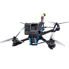 iFlight Cidora SL5-E 215mm 5inch 4S 6S FPV Racing Drone PNP BNF with Caddx Ratel Camera/Nazgul 5140 Prop/XING-E 2207 2750KV/1800KV Motor