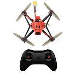 Happymodel Sailfly-X 105mm Crazybee F4 PRO V2.1 AIO Flight Controller 2-3 S Micro FPV Racing Drone RTF 25mW VTX 700TVL Camera T8S Remote Controller